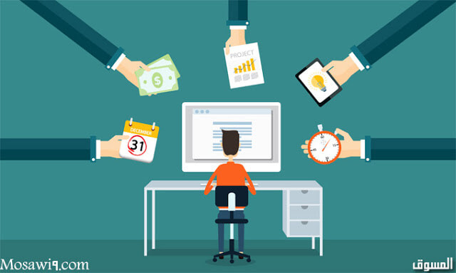 العمل الحر أو الفريلانس الربح من الانترنت: افضل الطرق من اجل العمل على الانترنت سنة 2019